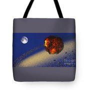Earth 2012 Tote Bag by Corey Ford