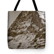 Eiger North Face Tote Bag by Frank Tschakert