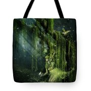 Elemental Earth Tote Bag by Mary Hood