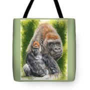 Eloquent Tote Bag by Barbara Keith