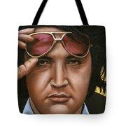 Elvis 24 1971 Tote Bag by Rob De Vries