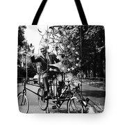 Emett: Lunacycle, 1970 Tote Bag by Granger