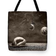 Emptiness Tote Bag by Jacky Gerritsen