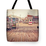 End Of Summer Tote Bag by Heather Applegate