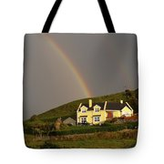 End of the Rainbow Tote Bag by Mike McGlothlen
