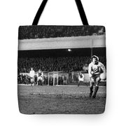 England: Soccer Game, 1972 Tote Bag by Granger
