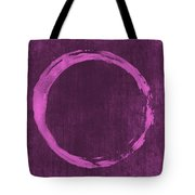 Enso 4 Tote Bag by Julie Niemela