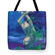Entangled In Your Love... Tote Bag by Dorina  Costras