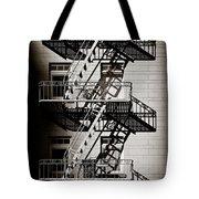 Escape Tote Bag by Dave Bowman