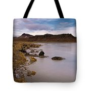 ET Lake II Tote Bag by Kurt Golgart