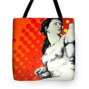 Eva Tote Bag by Jean Pierre Rousselet
