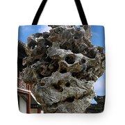 Exquisite Jade Rock - Yu Garden - Shanghai Tote Bag by Christine Till