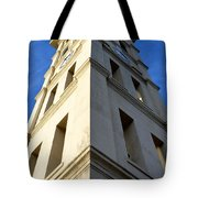 Extreme Angles Tote Bag by Corinne Rhode