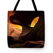 Eye Of The Needle Tote Bag by Mike  Dawson