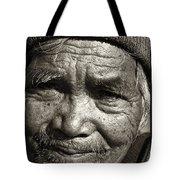Eyes Of Soul 2 Tote Bag by Skip Nall