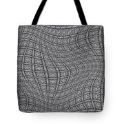 Fabric Design 19 Tote Bag by Karen Musick