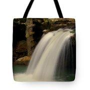 Falling Falls Tote Bag by Marty Koch