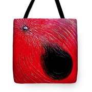 Falling In To Passion Tote Bag by Ian  MacDonald