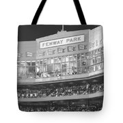 Fenway Park Tote Bag by Lauri Novak