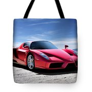 Ferrari Enzo Tote Bag by Douglas Pittman