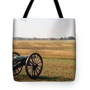 Fields Of Death Tote Bag by Richard Rizzo
