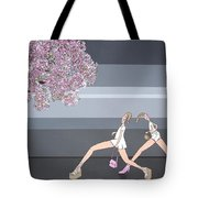 Fifteen Tote Bag by Patricia Van Lubeck
