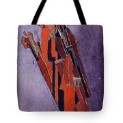 Figure Study Design For Sculpture Tote Bag by Lawrence Atkinson