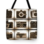 Film Camera Proofs 1 Tote Bag by Mike McGlothlen