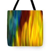 Fire And Water Tote Bag by Amy Vangsgard