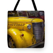 Fireman - Mattydale  Tote Bag by Mike Savad