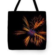 Firework Fun Tote Bag by Dawn OConnor