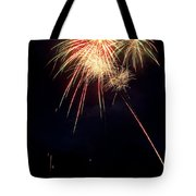 Fireworks 49 Tote Bag by James BO  Insogna