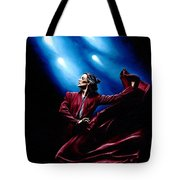 Flamenco Performance Tote Bag by Richard Young