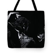 Flamenco Recital Tote Bag by Richard Young