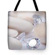 Flashing Diamond Tote Bag by Atiketta Sangasaeng