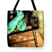 Flats Tote Bag by Gary Everson