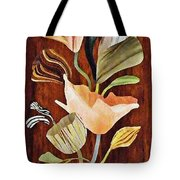 Flowers For Catherine Tote Bag by Sarah Loft
