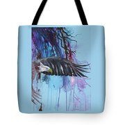 Flying High Tote Bag by Larry  Johnson