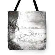 Fomorii Swamp Tote Bag by Otto Rapp