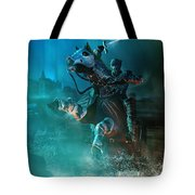 For King And Country Tote Bag by Mary Hood