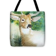 Forest Spirit Tote Bag by Christie Michelsen