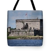 Fort Matanzas Tote Bag by Skip Willits