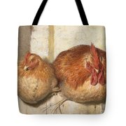 Forty Winks Tote Bag by JG Marks