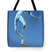 Foxtails In The Breeze Photographed Outside Tote Bag by Adam Long