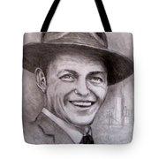 Frank Tote Bag by Jack Skinner