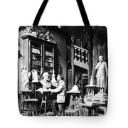 Frederic-auguste Bartholdi Tote Bag by Granger