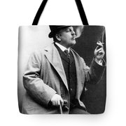 Frederic Remington Tote Bag by Granger