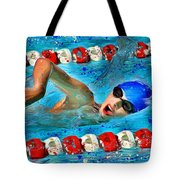 Freestyle Tote Bag by Stephen Younts