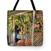 Fresh Fruits For The Day Tote Bag by Heiko Koehrer-Wagner