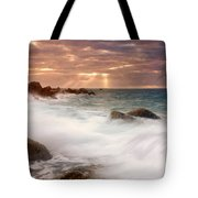 From Above Tote Bag by Mike  Dawson